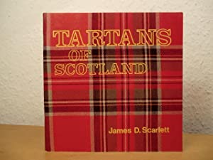 Tartans of Scotland: Scarlett, James D.: