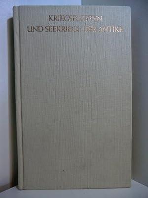Kriegsflotten und Seekriege der Antike: Beike, Manfred: