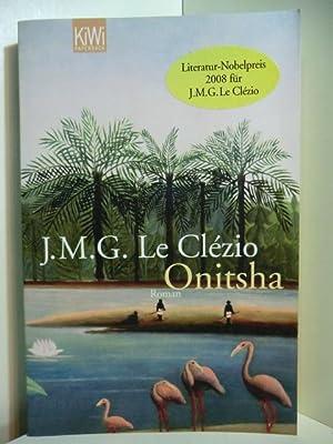Onitsha: Le Clezio, Jean-Marie