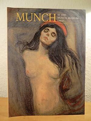 Munch at the Munch Museum Oslo (English: Eggum, Arne, Gerd