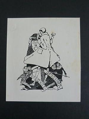 Buchinger hat es in Bremen gezeichnet.