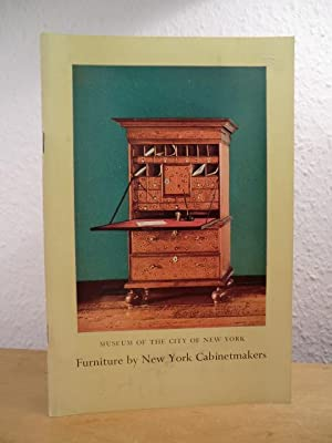 Furniture by New York Cabinetmakers 1650 to: Miller, V. Isabelle: