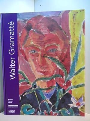 Walter Gramatté 1897 - 1929. Ausstellung Kirchner-Museum: Schick, Karin and