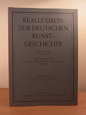 Reallexikon zur deutschen Kunstgeschichte. Lieferung 104: Flechtornament: Zentralinstitut für Kunstgeschichte