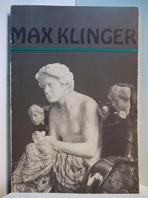 Max Klinger 1857 - 1920. Ausstellung zum: Winkler, Dr. Gerhard