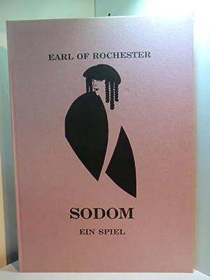 Sodom. Ein Spiel. Illustriert von Julius Klinger.: Rochester, John Wilmot