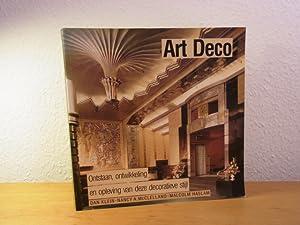 Art Deco. Ontstaan, ontwikkeling en opleving van: Klein, Dan, Nancy
