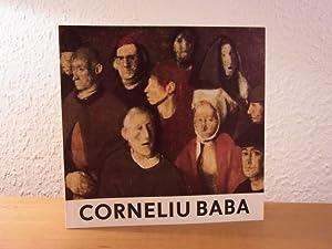 Corneliu Baba. Ausstellung Albertinum Brühlsche Terrasse, Dresden,: Baba, Corneliu, Joachim