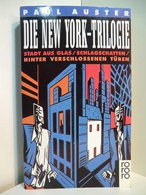 Die New York-Trilogie: Stadt aus Glas ;: Auster, Paul: