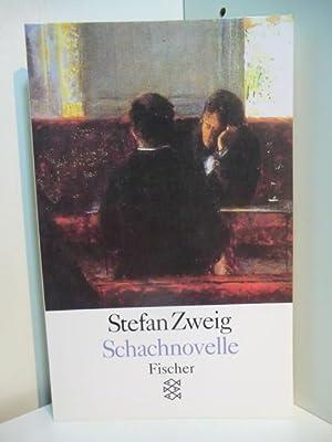 Schachnovelle: Zweig, Stefan: