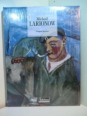 Michail Larionow 1881 - 1964 (originalverschweißtes Exemplar): Kowtun, Jewgeni: