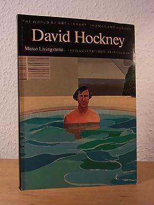 David Hockney (English Edition): Livingstone, Marco: