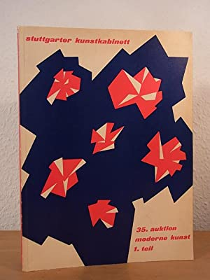 Stuttgarter Kunstkabinett Mit Ergebnistliste !!! Kunstauktion Mai 1955 21