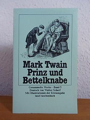 Prinz und Bettelknabe [illustriert von Frank T.: Twain, Mark: