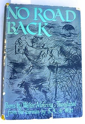 No Road Back.: Mehring, Walter: