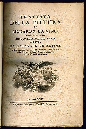 Trattato della pittura di Lionardo da Vinci.: DA VINCI, Leonardo
