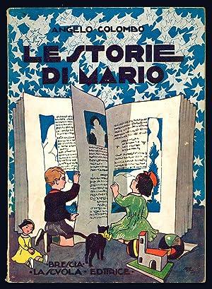 Le storie di Mario.: Colombo Angelo