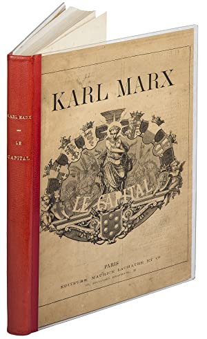 Traduction De M J Roy Marx Karl