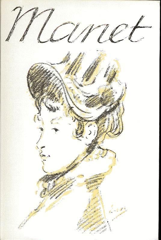 Gemäde und Zeichnungen. Eingeleitet v. W. Uhde.: Manet, Edouard