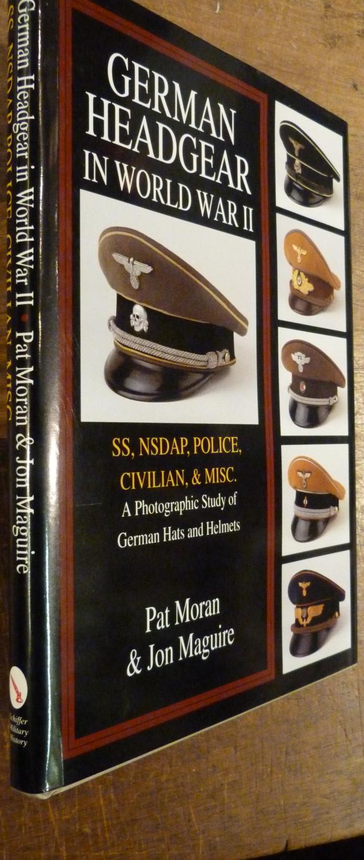 German Headgear in World War II SS, NSDAP,