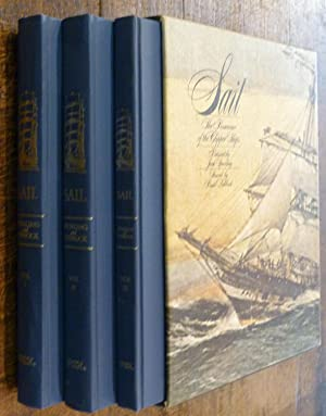 Sail The Romance of the Clipper Ships.: Lubbock, Basil