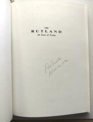 The Rutland, 60 Years of Trying, Volume VII: The Addendum, Signed