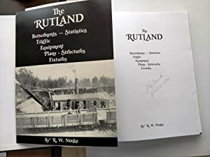 The Rutland: Betterments - Statistics, Traffic, Equipment, Plans-Structures, Fixtures, Signed