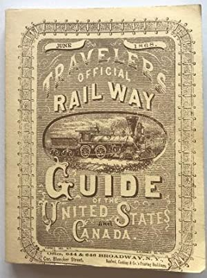 Traveler's Official Railway Guide of the United States and Canada, June 1868