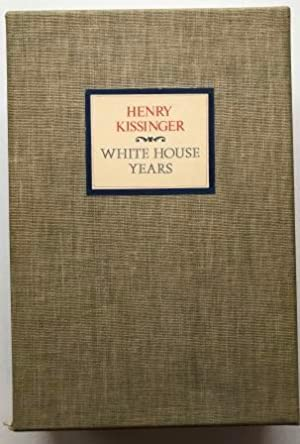 White House Years, limited edition: Kissinger, Henry