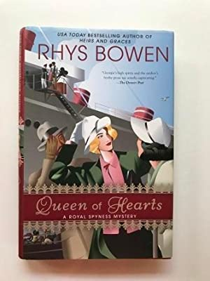 Queen of Hearts, A Royal Spyness Mystery, Signed