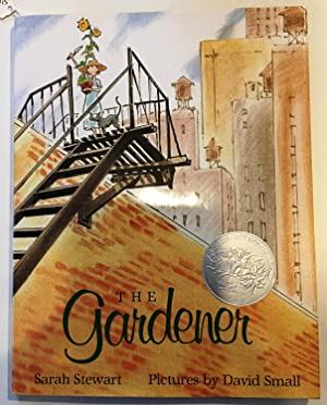 The Gardener (Signed by Author and Illustrator)