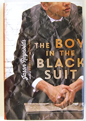 The Boy in the Black Suit, Signed