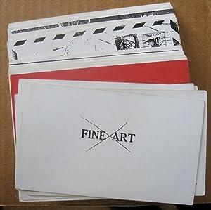 Albert Fine, FINE ART ( 72 Facsimile: Albert Fine, Eric