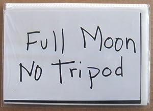FULL MOON NO TRIPOD (Signed & Numbered): Ess, Barbara
