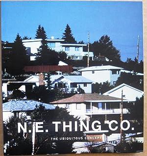 N. E. THING CO. The Ubiquitous Concept: Derek Knight