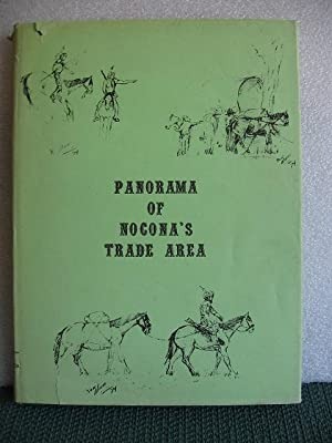 Panorama Of Nocona's Trade Area