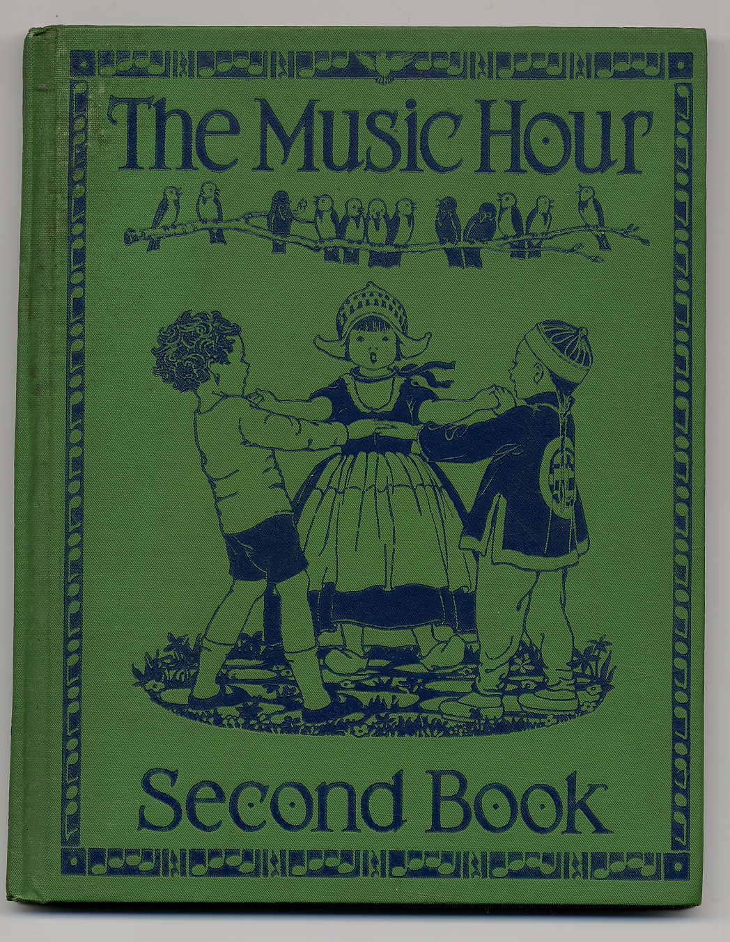 The Music Hour. Second book.: McConathy, Osbourne; W.