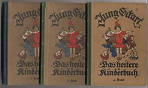Jung Eckart. Das heitere Kinderbuch. Lustige Geschichten,: Luser, Adolf] (Hrsg.):
