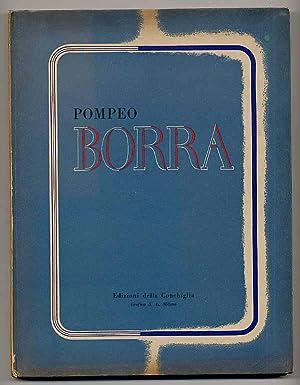 Pompeo Borra. Pittori e scultori Italiani contemporanei: Borra -