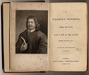 The Pilgrim's Progress. With a life of the author by Robert Southey.