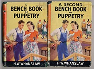 A bench book of puppetry; A second bench book of puppetry. containing useful references in alphab...