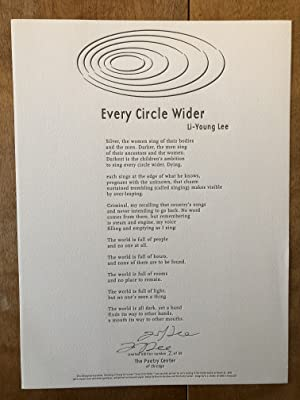 Every Circle Wider