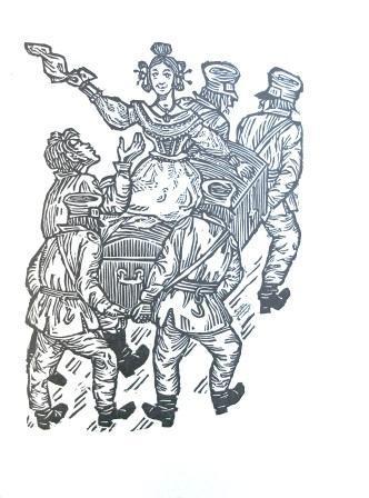 Der böse Geist Lumpazivagabundus: Nestroy, Johann