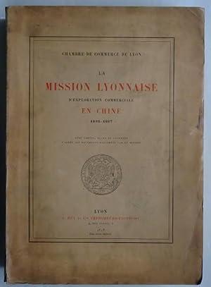 La mission lyonnaise d'exploration commerciale en Chine,: CHAMBRE DE COMMERCE
