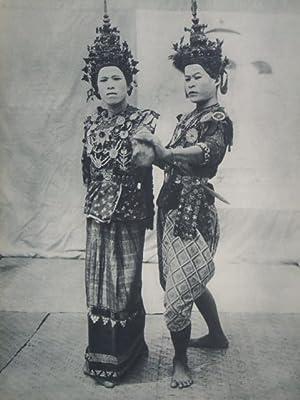 Danses d'Indochine,: COGNIAT (Raymond),