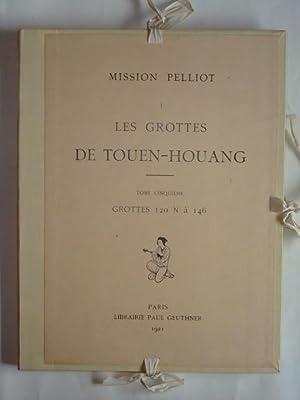 Les grottes de Touen-Houang. Peintures et sculptures: PELLIOT (Paul),