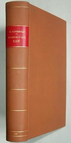 Etude de l'art Cam (Inventaire descriptif des: PARMENTIER (H.),