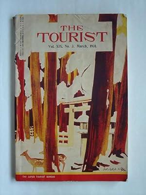 The Tourist, vol. XIX, No 3, March: THE JAPAN TOURIST