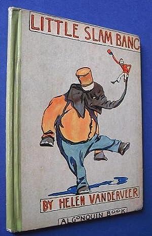 Little Slam Bang - Algonquin Sunny Book: Vanderveer, Helen