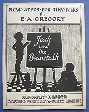 Jack and the Beanstalk - New Steps: Gregory, E.A.